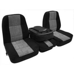 Qualitex Cobra SUV Low Back 40-20-40
