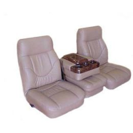 Qualitex Mendocino SUV Low Back 40-20-40