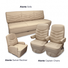Qualitex Alante Deluxe RV Furniture Package