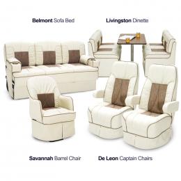 Qualitex Ambassador RV Furniture Package