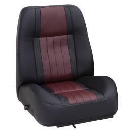 Qualitex American Low Back Truck Seat