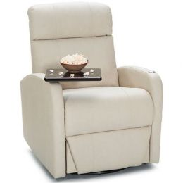Qualitex Concord Swivel Recliner for RV