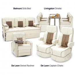 Qualitex Consulate RV Furniture Package