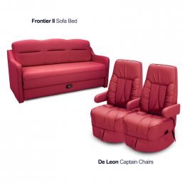 Qualitex De Leon RV Furniture Package