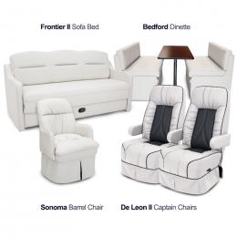 Qualitex De Leon II RV Furniture Package