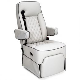 Qualitex Gravitas SLX Sprinter Captain Chairs