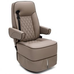 Qualitex Gravitas Integrated Seatbelt RV Seat