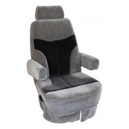 Qualitex Laguna High Back Captain's Chair