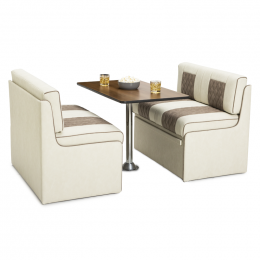 Qualitex Monument RV Dinette Furniture