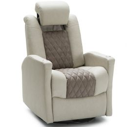 Qualitex Monument Swivel Recliner RV Seating