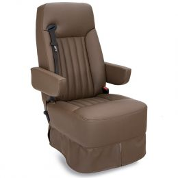 Qualitex Virtus Integrated Seatbelt RV Seat