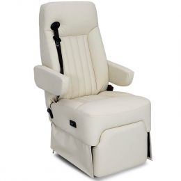 Qualitex Virtus SLX Sprinter Captain Chairs