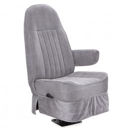 Qualitex Squire High Back Captain's Chair