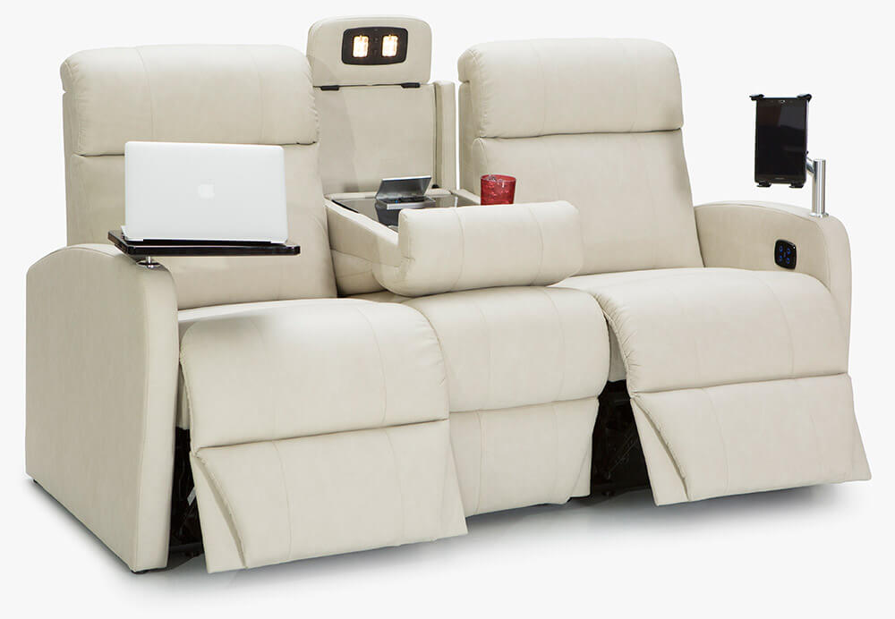 Concord double recliner