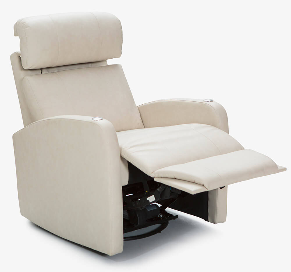 Concord swivel recliner
