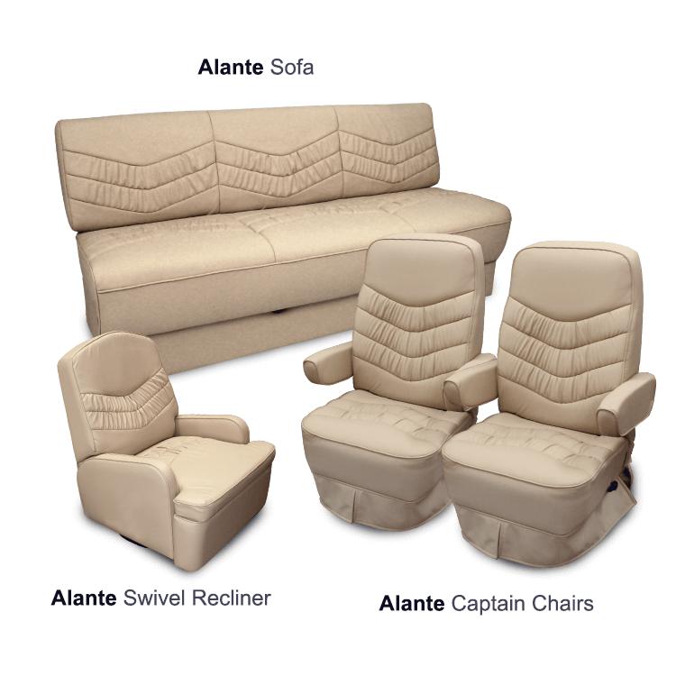 Sensational Qualitex Alante Deluxe Rv Furniture Package Evergreenethics Interior Chair Design Evergreenethicsorg