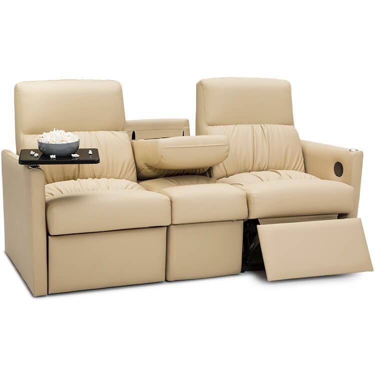 Brilliant Qualitex Monaco Double Rv Recliner Sofa Customarchery Wood Chair Design Ideas Customarcherynet